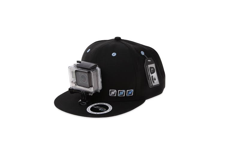 Pro Mounts GoPro Cap Zwart