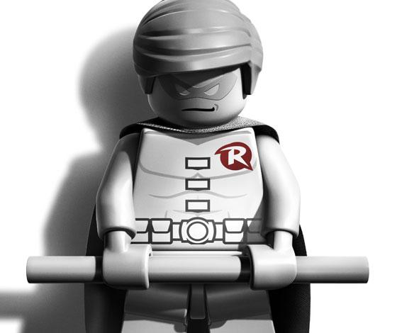 LEGO Batman 2: DC Superheroes - Robin