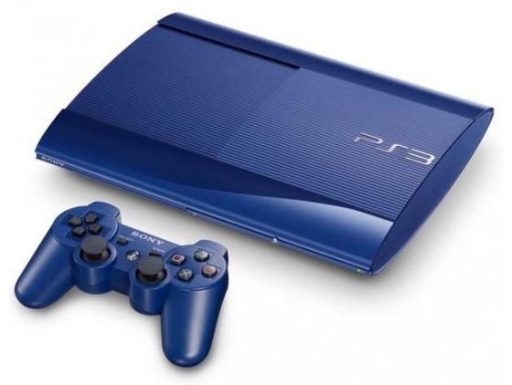 PS3 Blauw