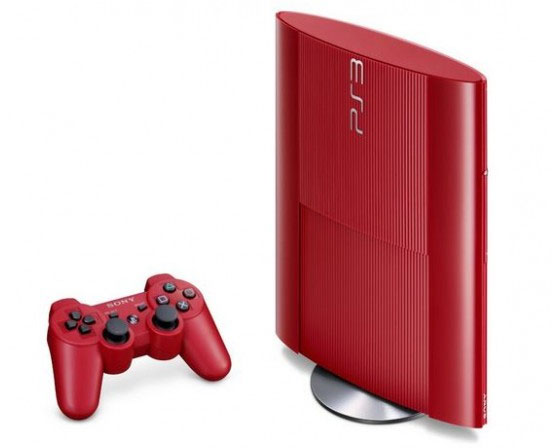 PS3 Rood