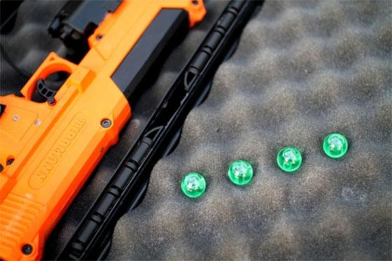 SelectaDNA Gun