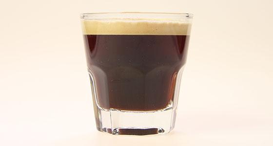 Nespresso Linizio Glas