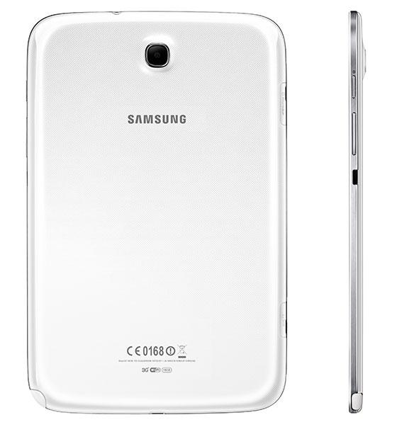 Samsung Galaxy Note 8.0 Achterkant