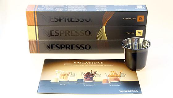 Nespresso-Variations