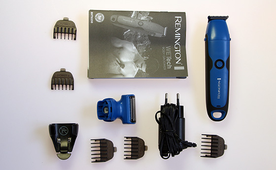 Remington-Wet-Tech-Body-Groomer-Unboxing