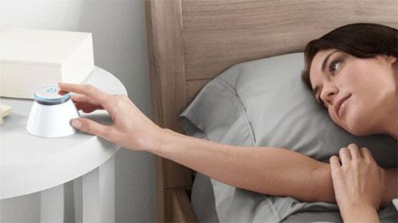 Bed-Fan-Afstandsbediening