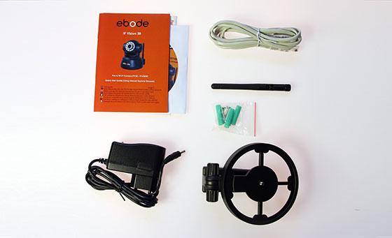 Ebode-IP-Vision-38-Camera-Unboxing