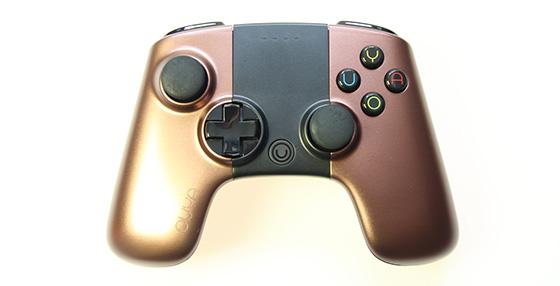 OUYA-1-Controller-Brown-Top