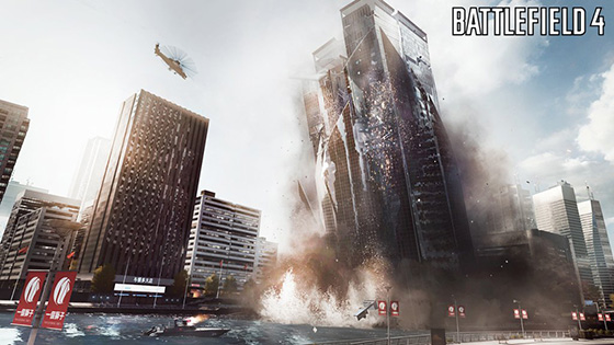 Battlefield 4 Screen 01