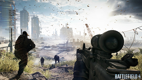 Battlefield 4 Screen 02