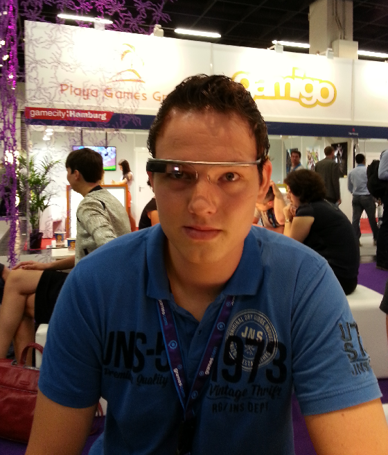 Google glass kevin