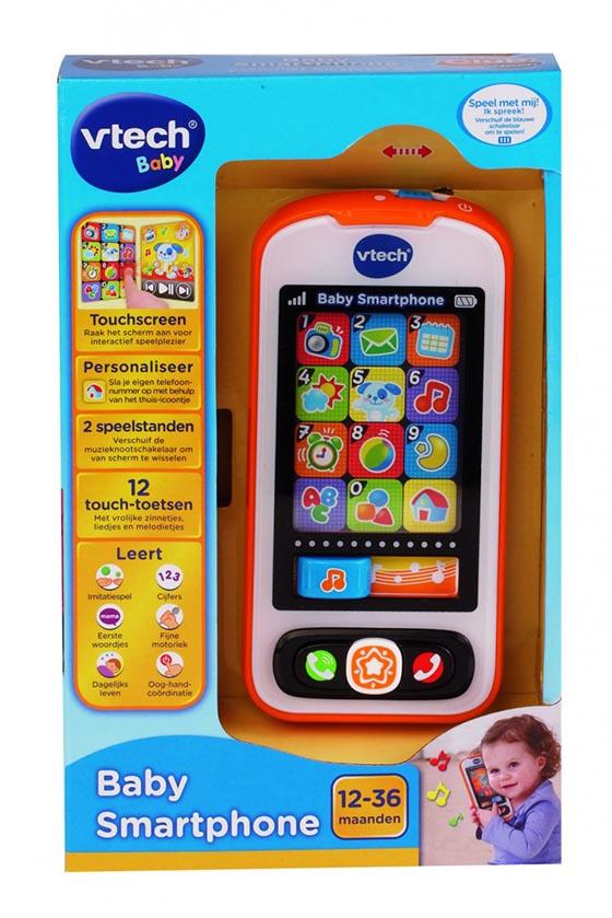 Vtech Baby Smartphone Packshot