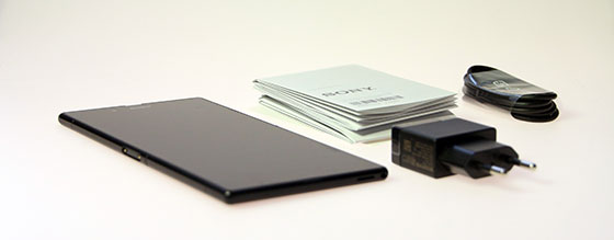 Xperia Z Ultra Unboxing