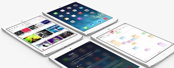 iPad Mini ios_hero