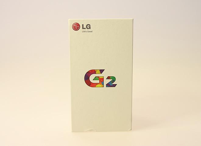 LG G2 Packshot