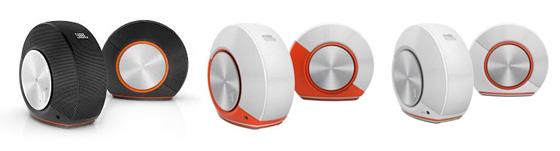 De JBL Pebbles zijn beschikbaar in drie verschillende prachtige kleuren. Kan je nog eens lekker kiezen!