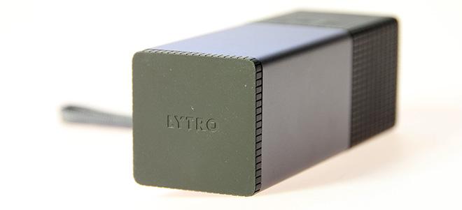 Lytro Lensdop