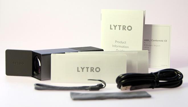 Lytro Unboxing