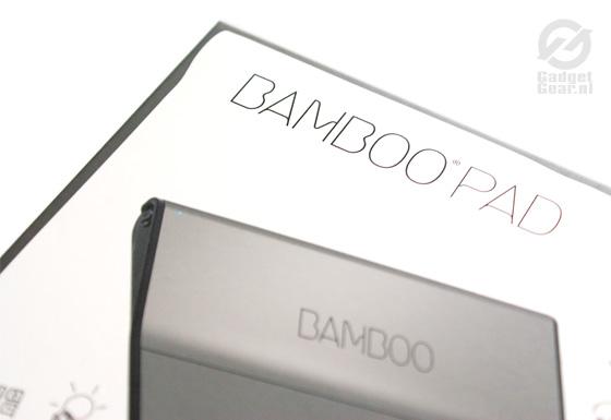 Wacom Bamboo Pad stempel 5