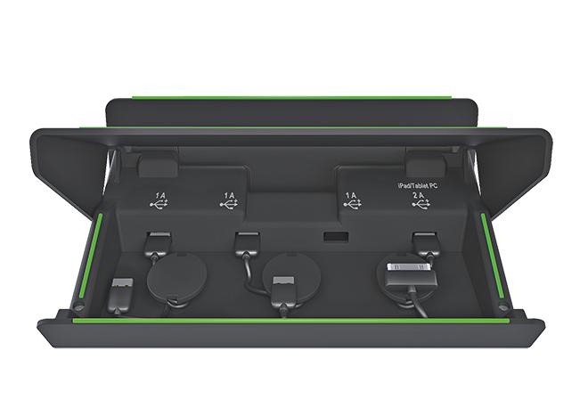 Leitz Complete Multicharger USB