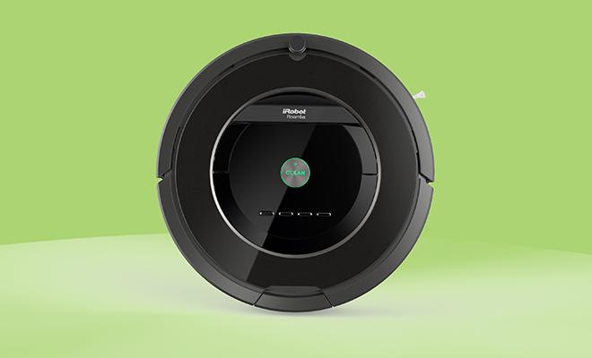Roomba 880 Standing