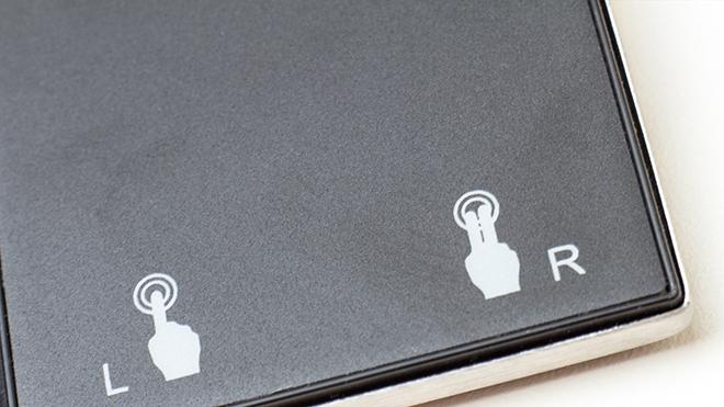 Riitek Rii mini i12 Touchpad