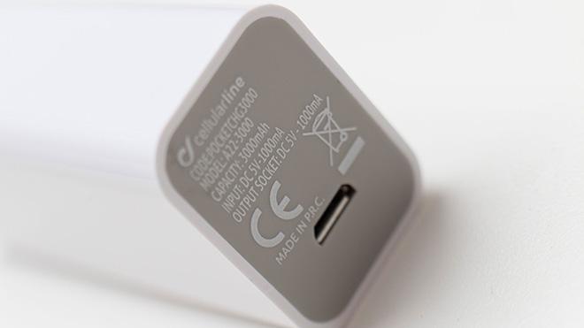 Cellularline-USB-Pocket-Charger-Label