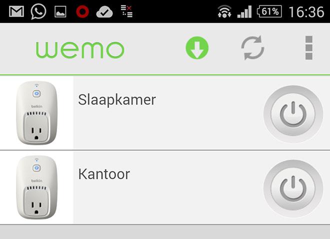 WeMo-Devices