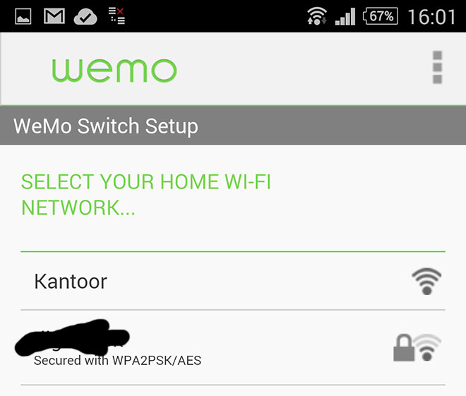 WeMo-WiFi