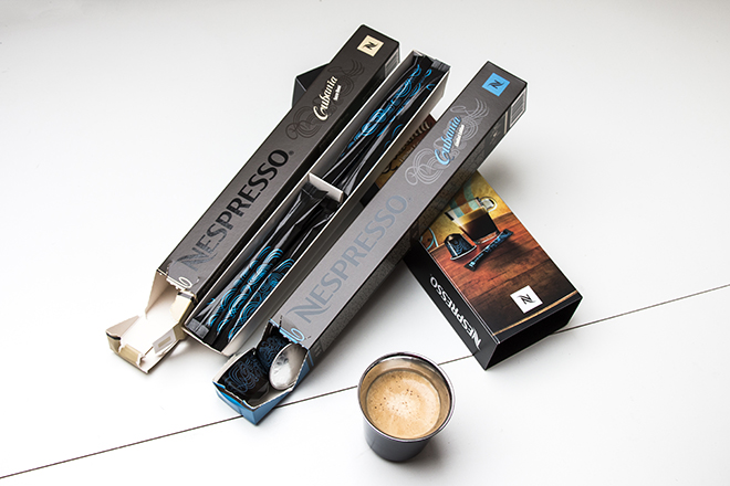 Nespresso Cubanía Suiker