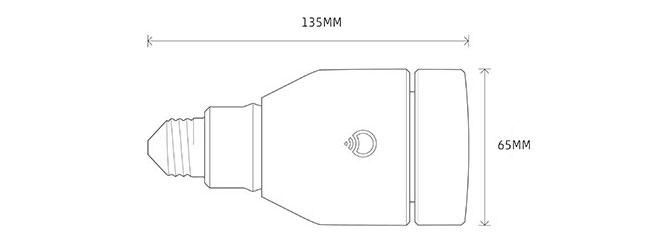 LifX-E27-Maat