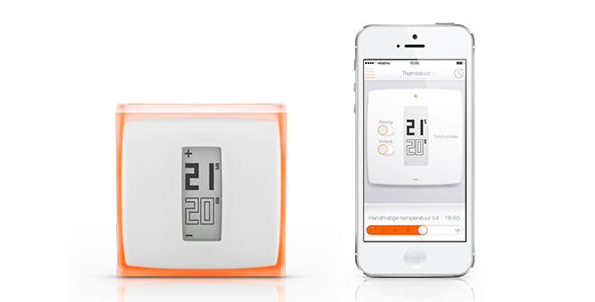 Netatmo-Thermostaat-App