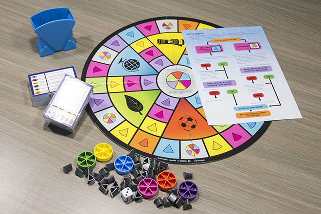 Hasbro Trivial Pursuit Party Unboxing 2