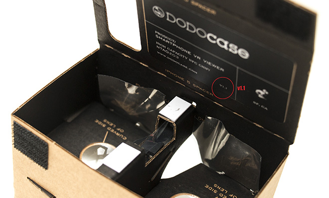 Dodocase Virtual Reality Cardboard Toolkit IMG_00721