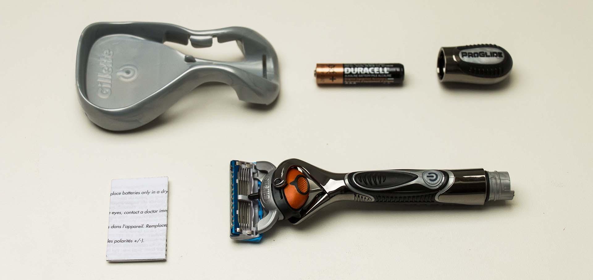 Gillette Fusion Proglide met Flexball Technologie IMG_0138