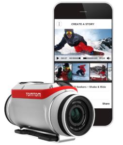 TomTom GPS-actiecamera - Just Shake to Edit 4