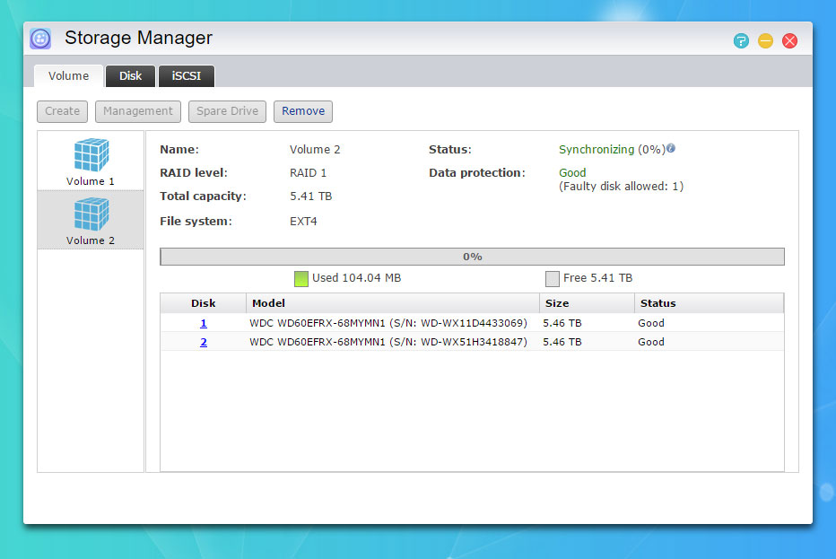 Asustor-Storage-Manager