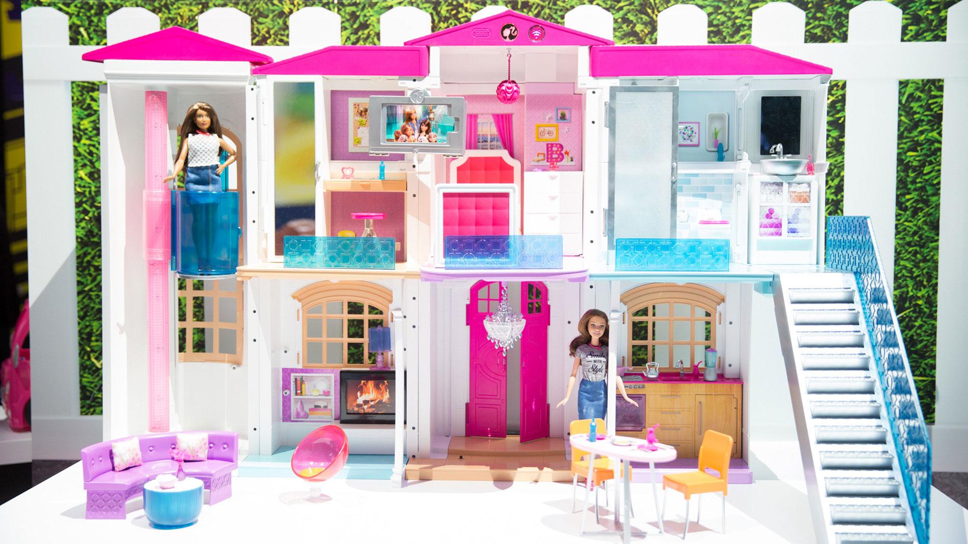 Barbie-Smart-Home