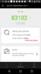 Vodafone Smart Premium 7 AnTuTu