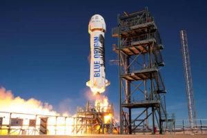 Blue Origin Raket