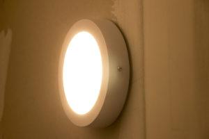 Dream LED Ceiling Sensor Light aan