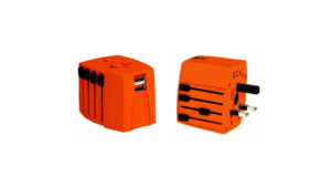 Grixx World Travel Adapter