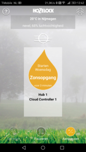 Hozelock Cloud Controller Kit App