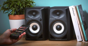 Pioneer DJ DM-40BT-B