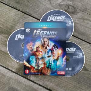 DC's Legends of Tomorrow Seizoen 3 Packshot