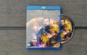 The House with a Clock in it's Walls Packshot