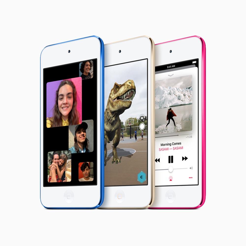 Apple iPod Touch 2019 Kleuren