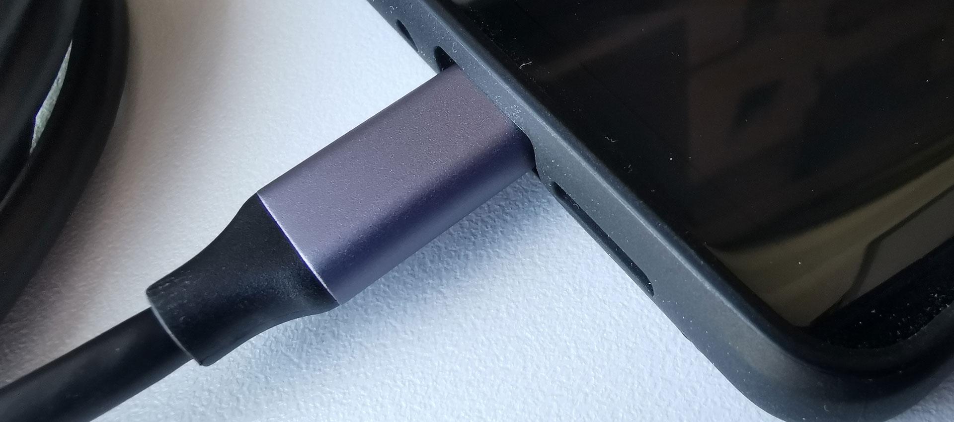 Eminent AB7875 USB-C to DisplayPort 4K Connection Cable USB-C aansluiting