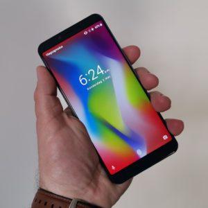 Nuu Mobile G2 Display