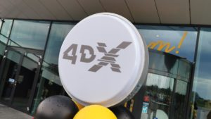 Pathe 4DX logo